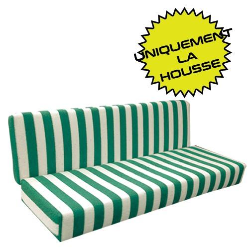 housse siege arriere blanc ray vert x1 774bv sp cialiste de la m hari 2cv. Black Bedroom Furniture Sets. Home Design Ideas